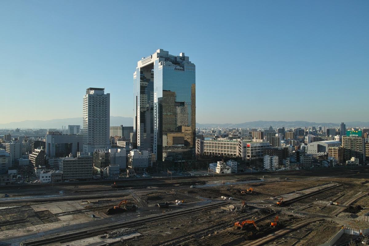 「OSAKA STATION CITY~2014~」_a0133692_15505695.jpg