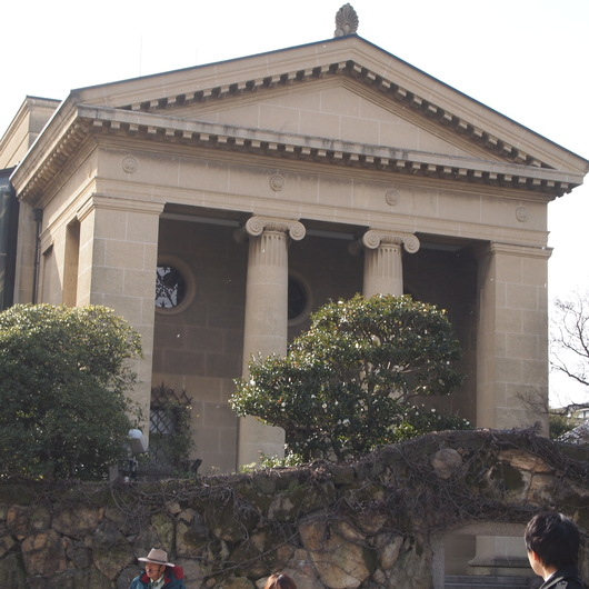 倉敷、大原美術館_a0292194_1851941.jpg