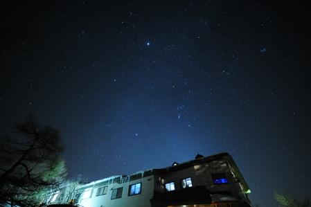 綺麗な冬の星座達_e0120896_6521698.jpg