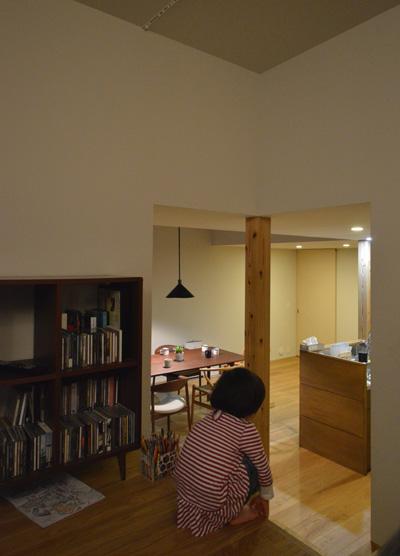 「5人家族の家」登戸Y邸 住まわれてから・・01_b0183404_122062.jpg