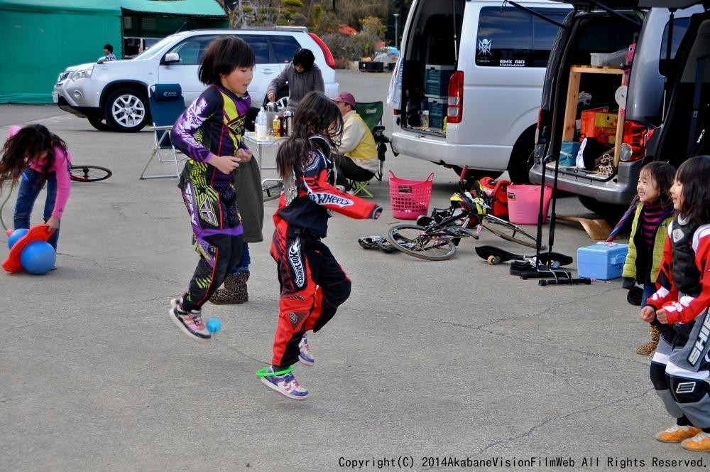 JOSF2014 OPENING RACE(緑山1月定期戦)VOL15:コース外の風景_b0065730_2027754.jpg