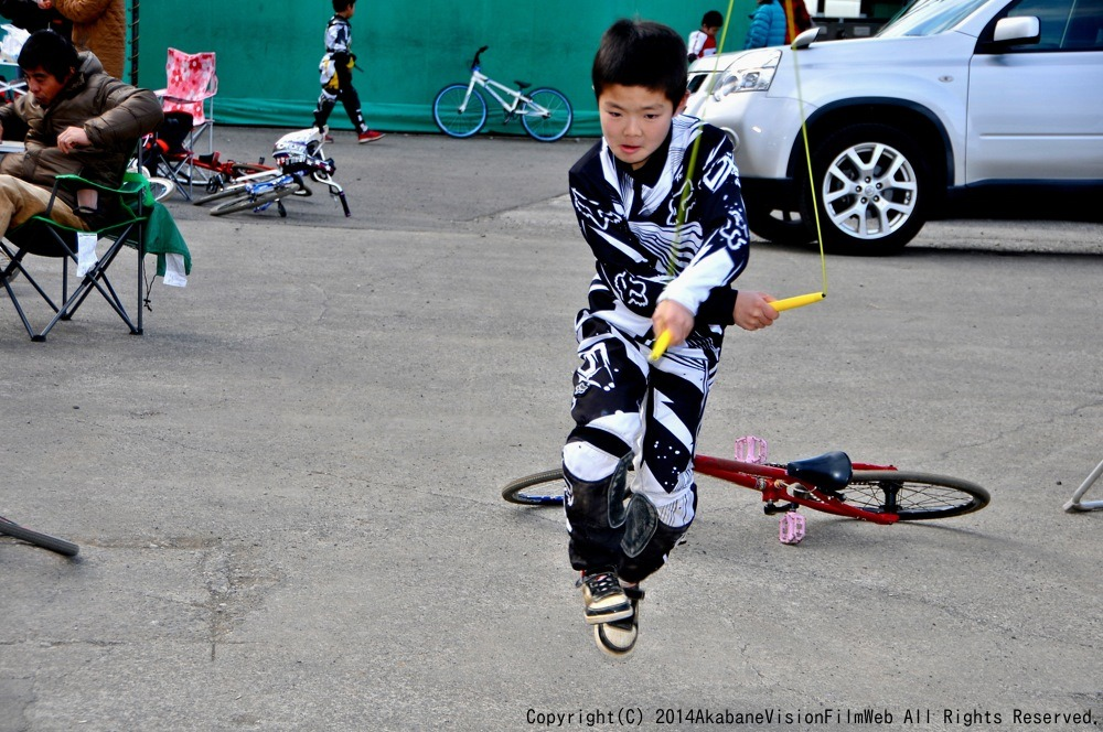 JOSF2014 OPENING RACE(緑山1月定期戦)VOL15:コース外の風景_b0065730_20284635.jpg