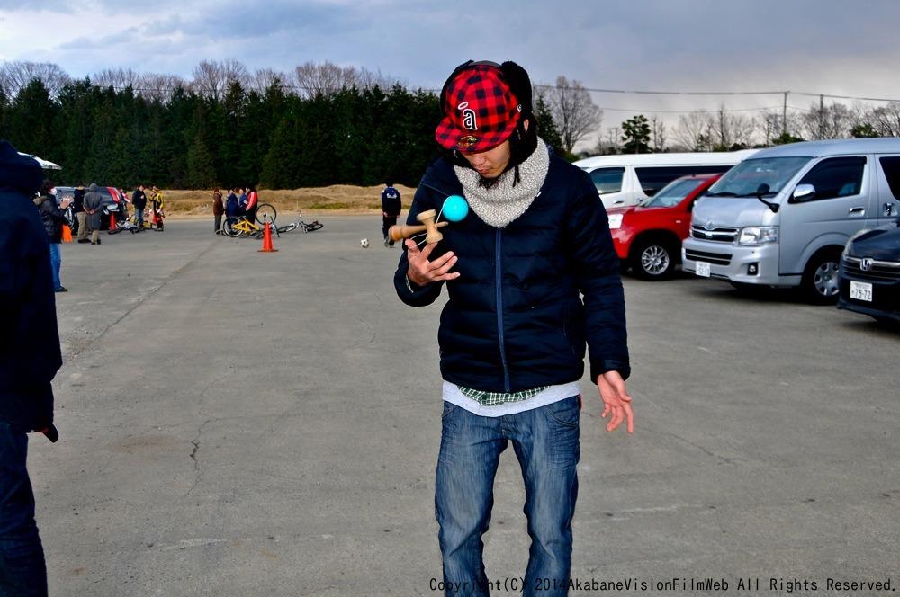 JOSF2014 OPENING RACE(緑山1月定期戦)VOL15:コース外の風景_b0065730_20285980.jpg