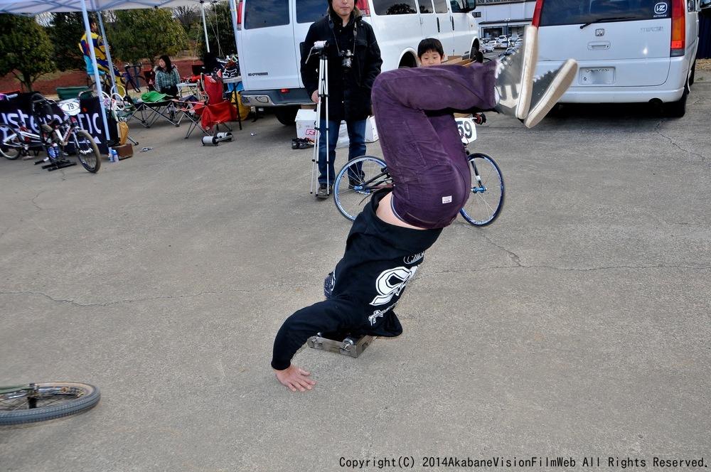 JOSF2014 OPENING RACE(緑山1月定期戦)VOL15:コース外の風景_b0065730_20303048.jpg