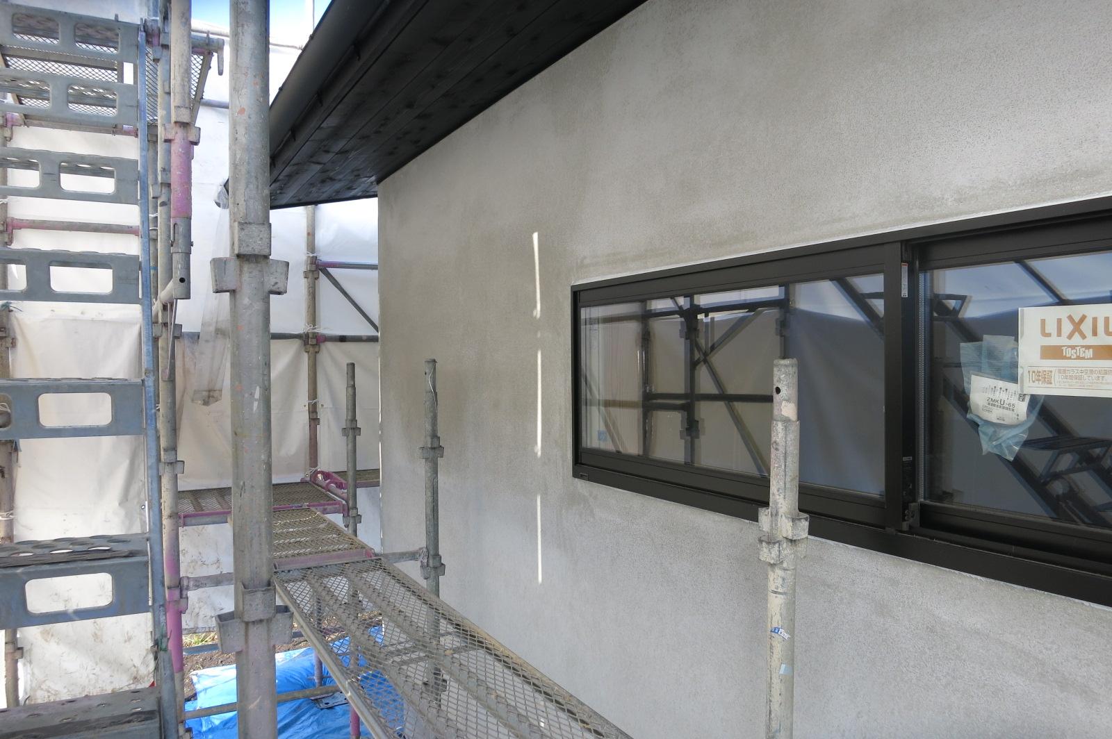 外部下塗り完了_c0116631_12440393.jpg