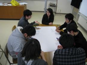 新潟翠江高等学校においてワークショップ『これからの<不平等>の話をしよう』を実施しました。_c0167632_19172874.jpg