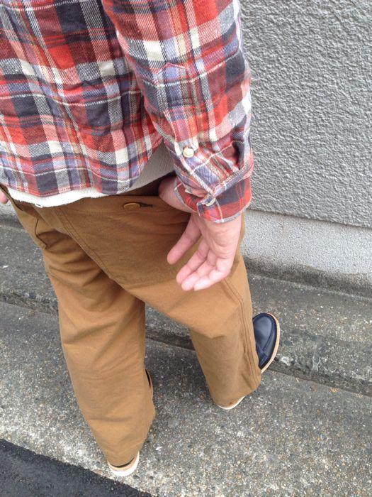 "Put on \""Eita ""Check"" Shirts\"" ①_d0227059_1855687.jpg"