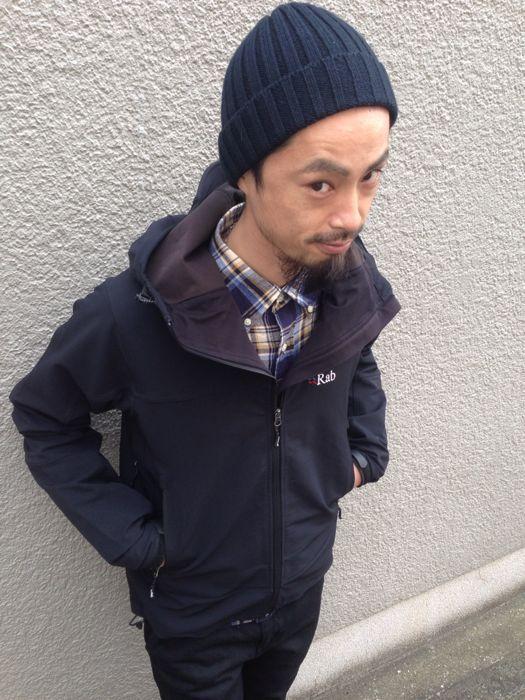 "Put on \""Eita ""Check"" Shirts\"" ②_d0227059_23112747.jpg"