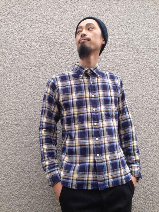 "Put on \""Eita ""Check"" Shirts\"" ②_d0227059_23113245.jpg"