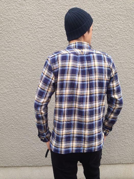 "Put on \""Eita ""Check"" Shirts\"" ②_d0227059_23113690.jpg"