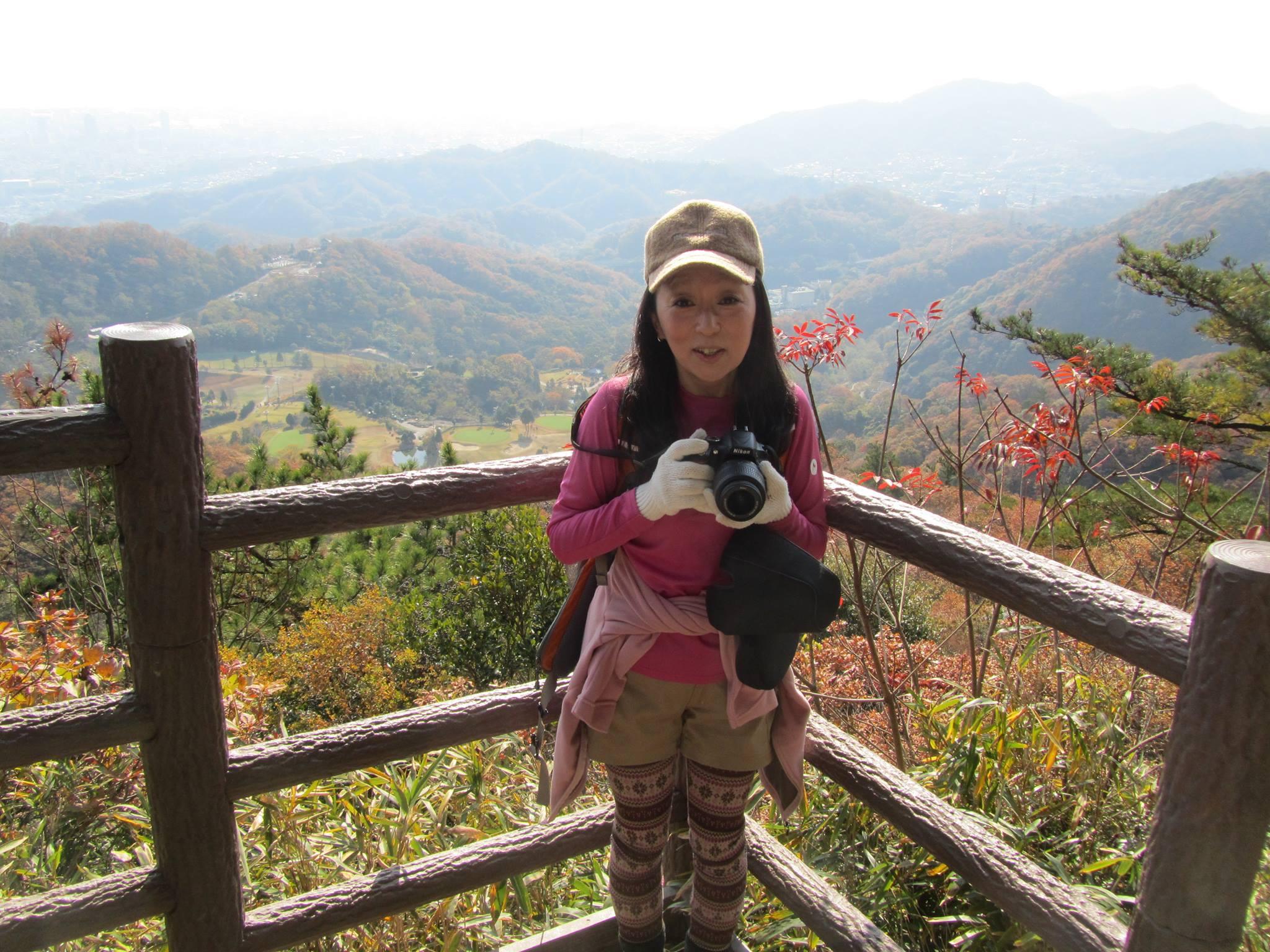 2013年山ガール(山おばさん?)写真集_b0058160_2159332.jpg