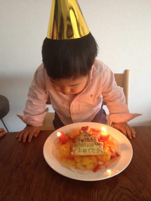 2歳のお誕生日_e0045565_23391584.jpg