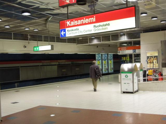 ヘルシンキの地下鉄 副題:サイホクの話_f0189467_23554041.jpg