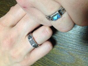 指輪のリフォーム_d0237570_1492487.jpg