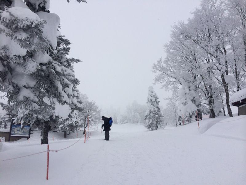 スキー(蔵王)_e0233674_21322055.jpg