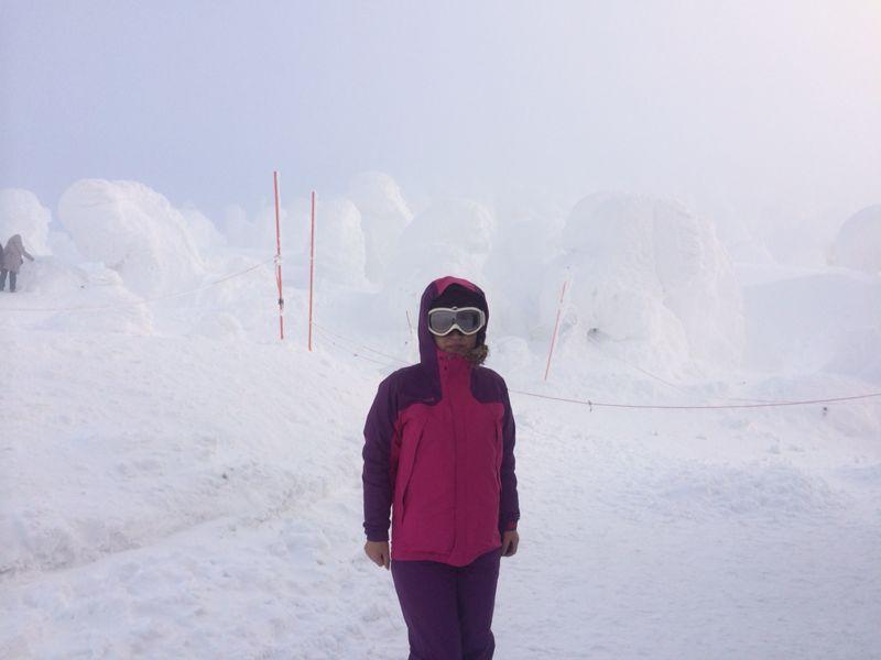 スキー(蔵王)_e0233674_21333267.jpg