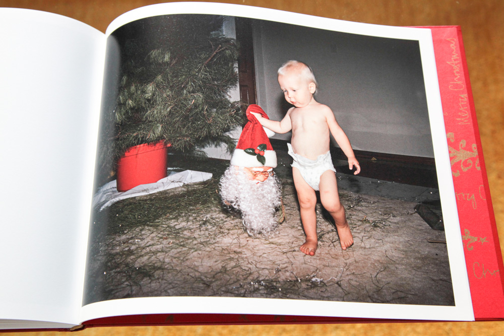 Trent Parke 「The Christmas Tree Bucket」_c0016177_1511633.jpg
