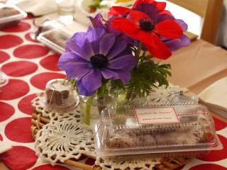 パルケ先生1月cake class 『シンプルに美味しいチョコレート菓子』_e0159185_0402435.jpg
