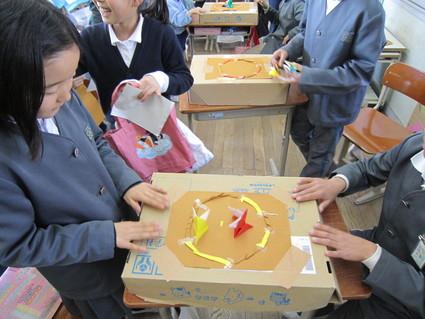 淡輪小学校フェスティバルにて    by   (ナベサダ)_f0053885_19495120.jpg