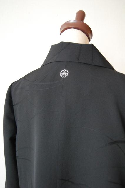 着物リメイク・羽織のコート_d0127925_8595387.jpg
