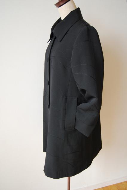 着物リメイク・羽織のコート_d0127925_902122.jpg