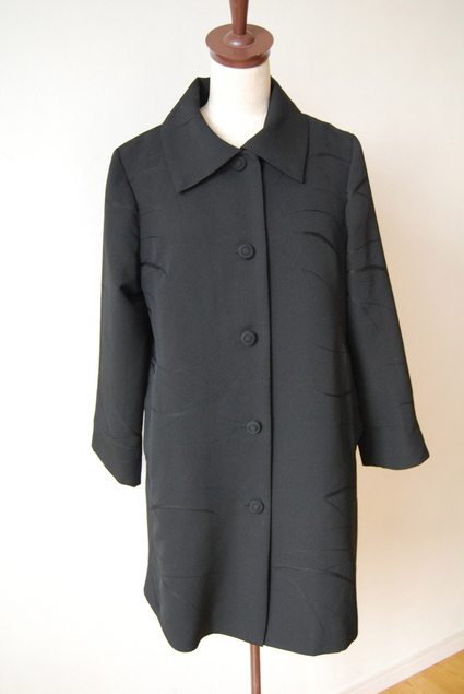 着物リメイク・羽織のコート_d0127925_905524.jpg