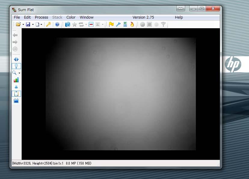 遠隔でフラット撮影をしてみた。_c0061727_10302872.jpg