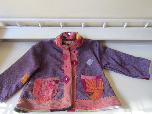 インドのカンタちくちくジャケット。_b0207631_972468.jpg