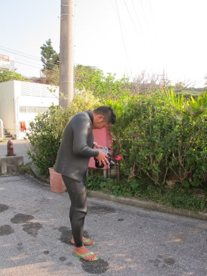 1月 30日 葉っぱ観察散歩です。_b0158746_211776.jpg