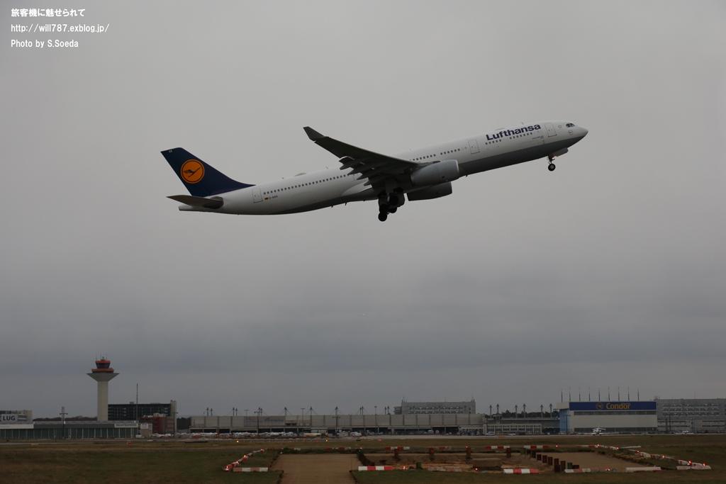 フランクフルト空港見学ツアー 車窓から_d0242350_11412185.jpg