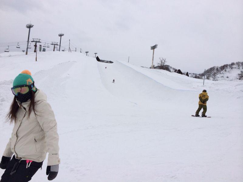 石打丸山スキー場☆_c0151965_22435886.jpg