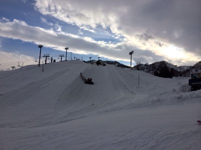 石打丸山スキー場☆_c0151965_22441368.jpg