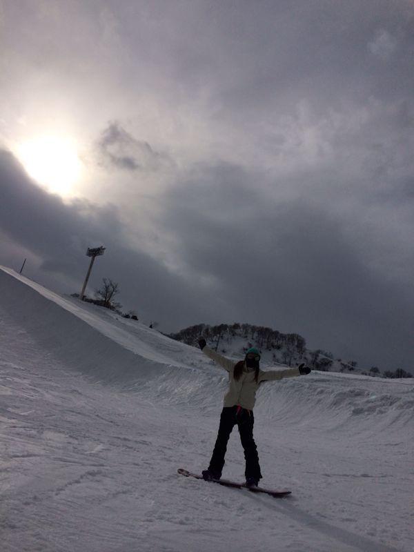 石打丸山スキー場☆_c0151965_2244236.jpg