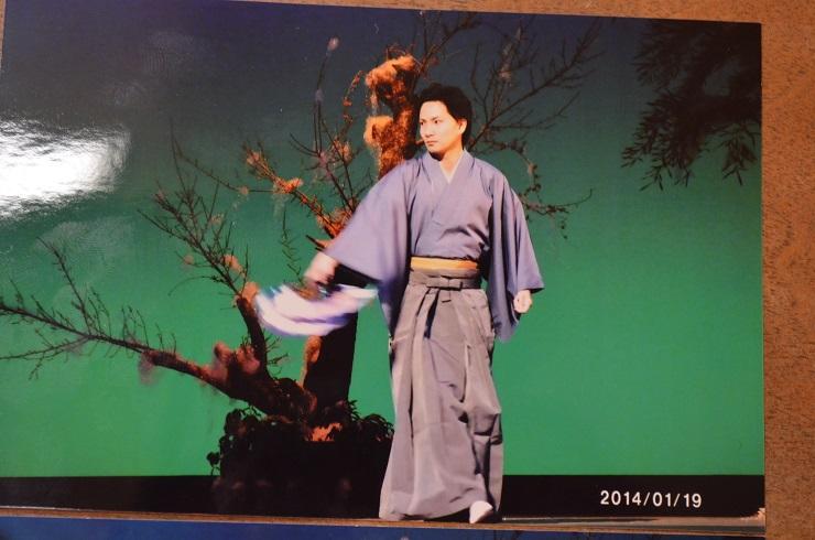 新春歌舞ショー 自分の踊る姿_d0230676_1703420.jpg