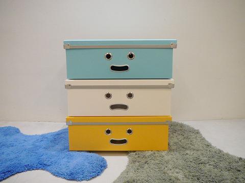 新作フタ付ボックス「ソフィー」と「ウィリー」_b0087378_22314047.jpg