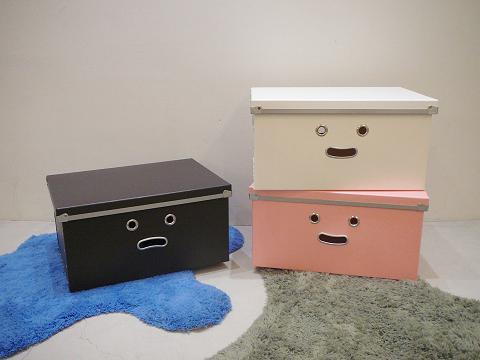 新作フタ付ボックス「ソフィー」と「ウィリー」_b0087378_22314317.jpg
