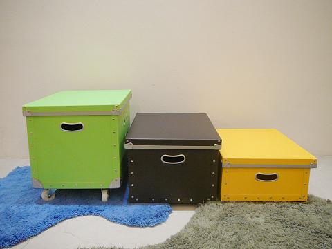 新作フタ付ボックス「ソフィー」と「ウィリー」_b0087378_22314881.jpg
