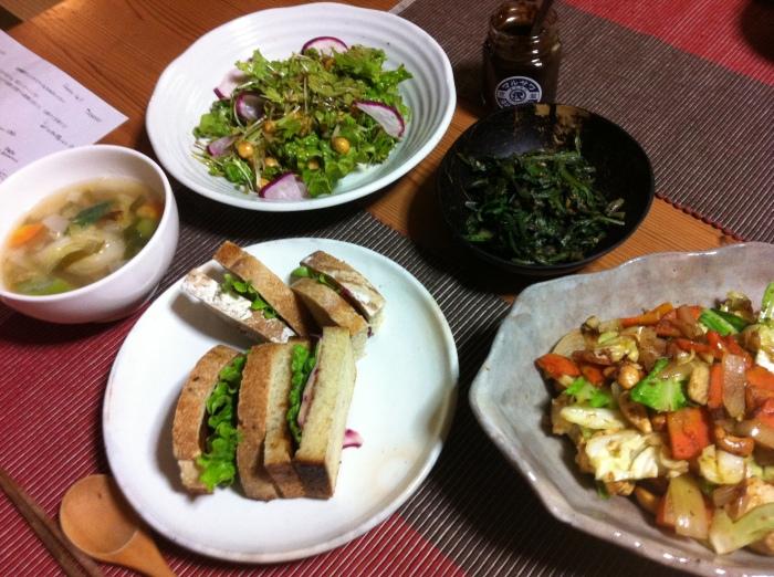 お味噌作りとイタリアンもろみお料理教室を終えました_b0057979_21544653.jpg
