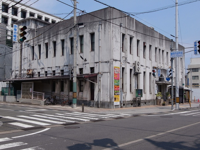 豊岡市役所南庁舎(旧豊岡郵便局)_f0116479_13375935.jpg
