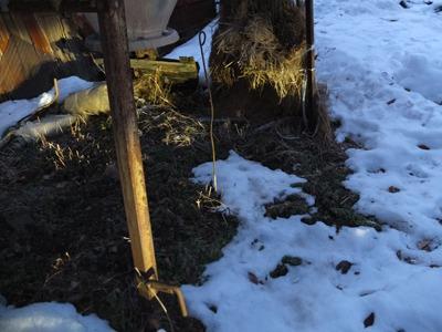 真冬の村 3:ミッション_a0180681_2321167.jpg