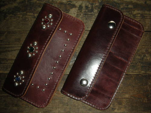 RAWHIDE UK BRIDLE BELTS & WALLETS_c0187684_15573932.jpg