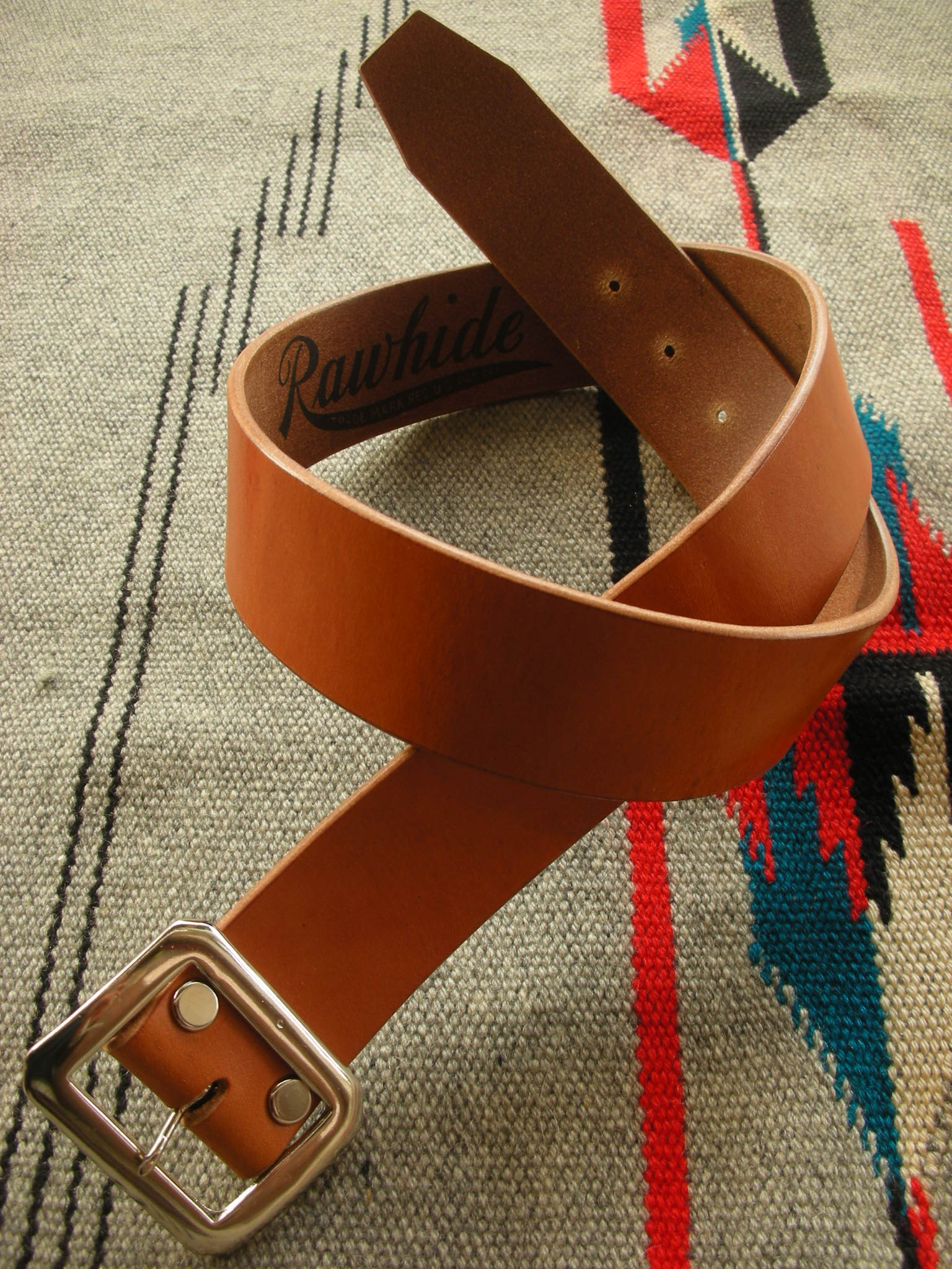 RAWHIDE UK BRIDLE BELTS & WALLETS_c0187684_15582350.jpg