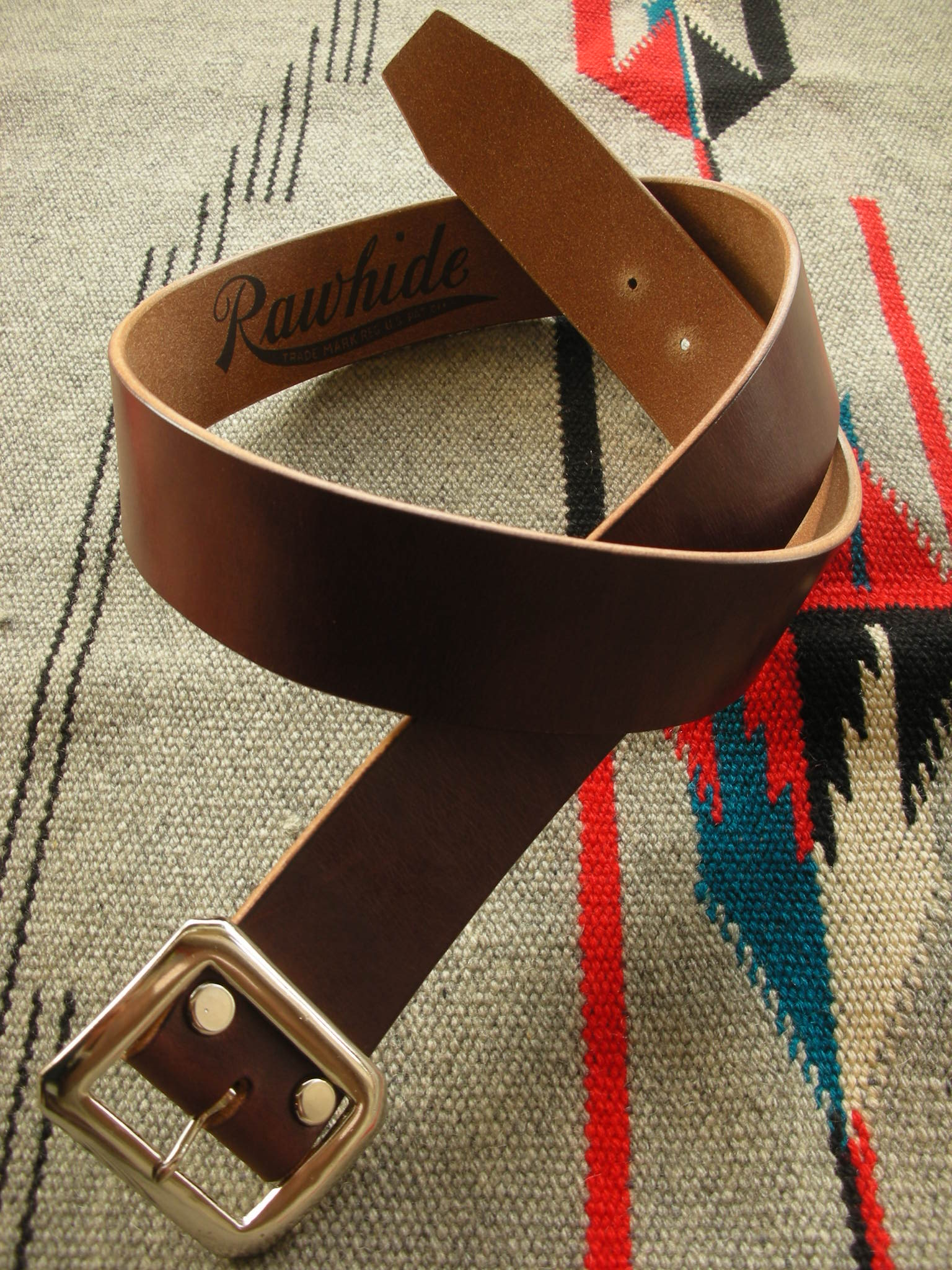 RAWHIDE UK BRIDLE BELTS & WALLETS_c0187684_1558535.jpg