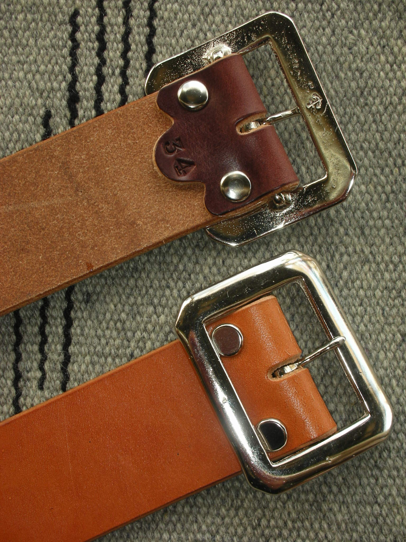 RAWHIDE UK BRIDLE BELTS & WALLETS_c0187684_15585449.jpg