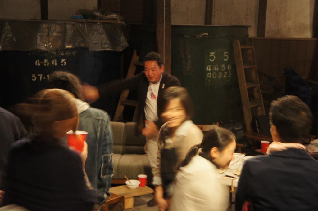 10/27 津和野総打ち上げ@初陣の古橋酒造。_c0180686_21320492.jpg