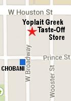 加熱するNYのヨーグルト戦争、Chobani VS. Yoplaitのテイスト・オフ #TasteOff_b0007805_2242493.jpg