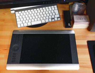 電話機を買いに行って、Special Editionという文字に惹かれて17年振りにタブレットを買ってしまった!_b0194208_22582070.jpg