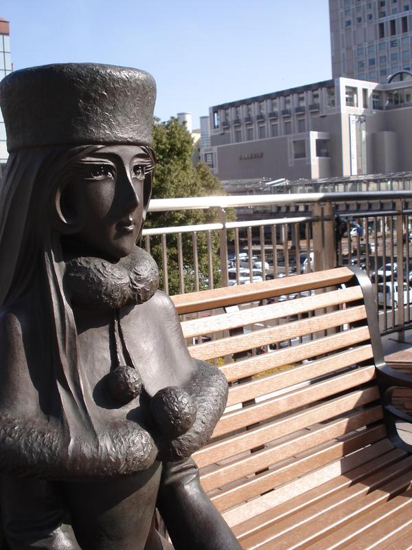 「よそ者の目」で見るわが街北九州の風景…小倉駅北口周辺_d0325708_11211211.jpg
