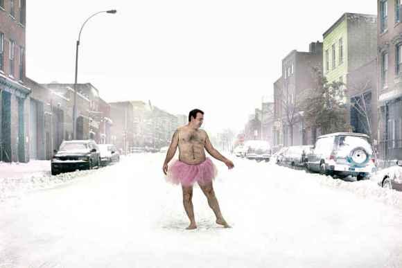 チョッといい話♥ピンクのチュチュを着た裸のおじさんの、心温まるお話と美しい写真に感動。_e0120614_13591522.jpg