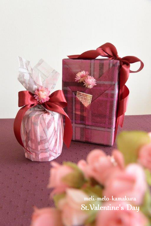 ◆Wrapping*St.Valentine\'s Day_f0251032_17362776.jpg